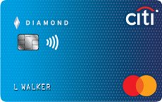 Citi Secured credit Card for bad credit