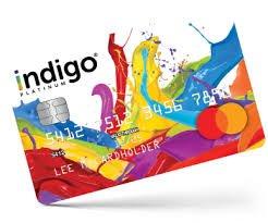 Indigo Mastercard