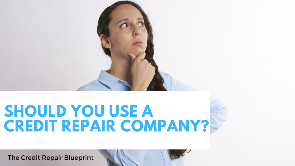 Why you don't need a credit repair company
