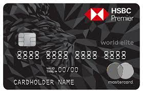 HSBC Premier World Elite Credit Card for Price Protection