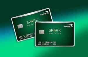 Capitalone Spark Business Credit Card