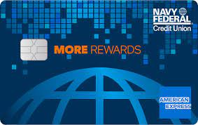 Navy Federal More Rewards American Express Credit Card for Price Protection